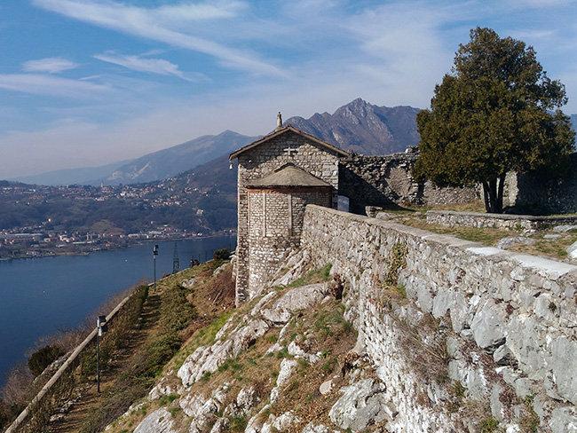 Castello dell'Inominato - Pro Loco Vercurago