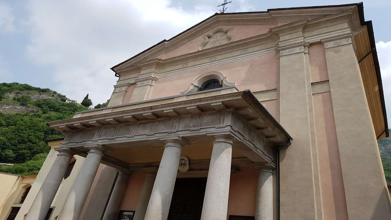 Chiesa dei SS Gervasio e Protasio