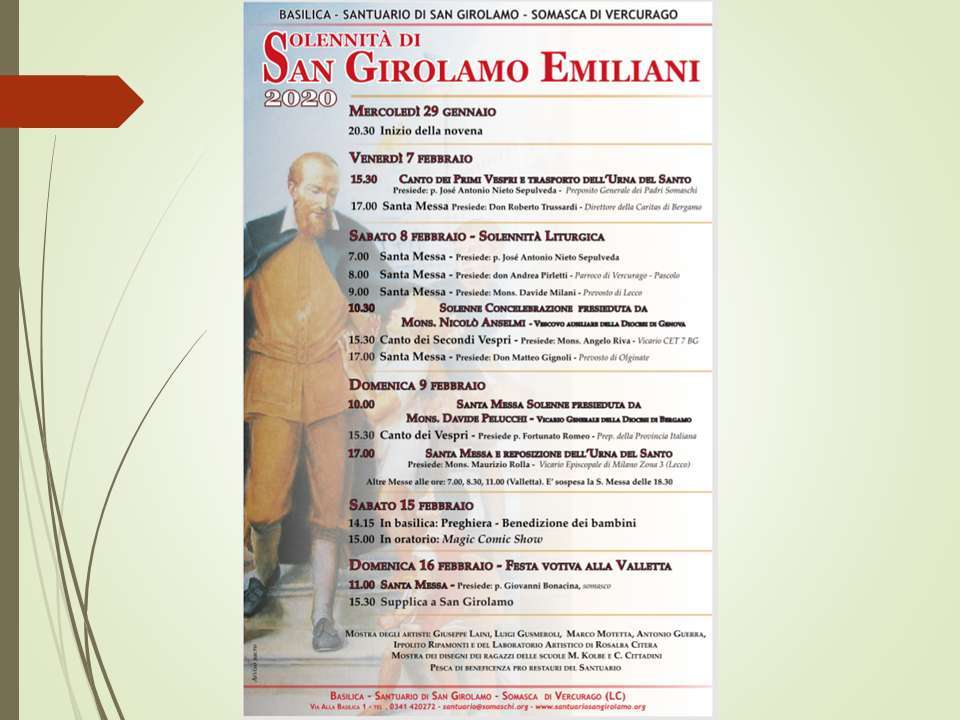 Festa San Girolamo